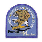 Hunting Club Patch